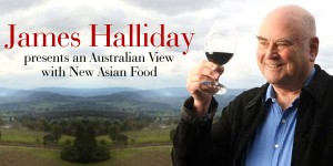 James Halliday presents Wine with Asian Cuisine