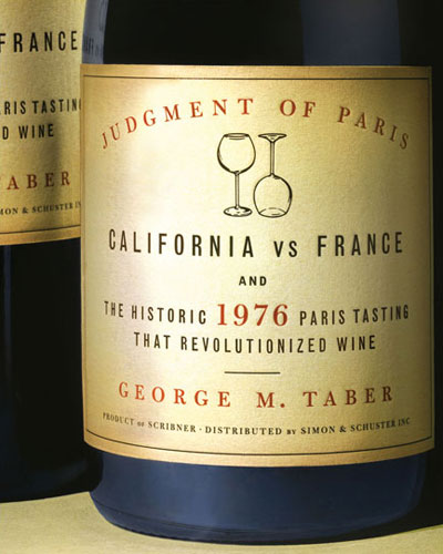 Judgment of Paris book cover