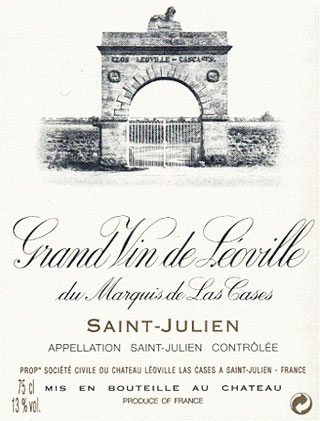 Grand Vin de Leoville Las Case