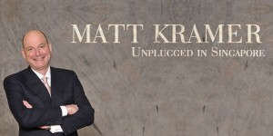 Matt Kramer Unplugged in Singapore