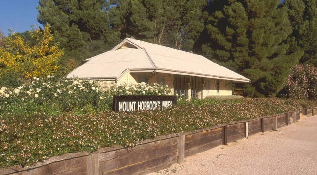 Mount Horrocks Cellar Door, Clare Vallery, South Australia