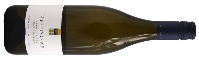 Neudorf Maggie's Block Pinot Gris 2009, New Zealand