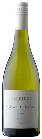 Oakridge Chardonnay, Australia