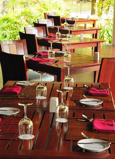 Rebak Island Resort Restaurant Langkawi, Malaysia