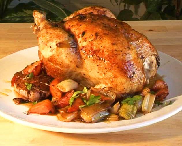 Empress Roast Chicken