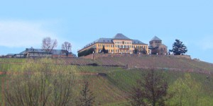 Schloss Johannisberger vineyard, Germany