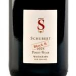 Schubert Wines Block B Pinot Noir 2008