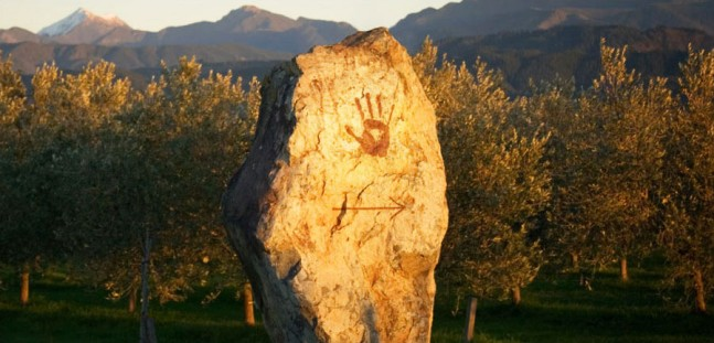 Seresin Estate Sentential stone