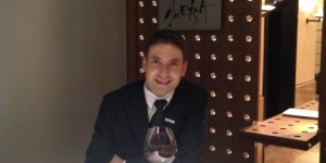 Jose Gonzalez Godoy, Sommelier at Ametsa with Arzak Instruction, London