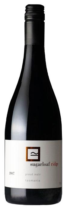 Sugarloaf Ridge Pinot Noir 2007, Tasmania, Australia
