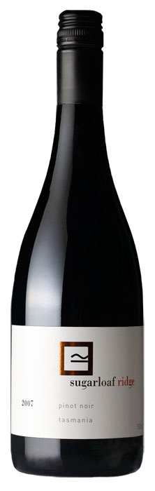 Sugarloaf Ridge Pinot Noir 2007 bottle
