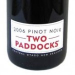 Two Paddocks Pinot Noir 2006, New Zealand