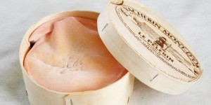 Vacherin Mont d'Or cheese from Jura Mountains, France