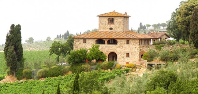 The Idyllic Villa Picelle, Azienda Agricole Fontodi