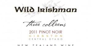 Wild Irishman Colleen Vineyard - Gibbston