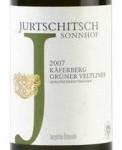 Jurtschitsch GV Veltliner Kaferberg 2007